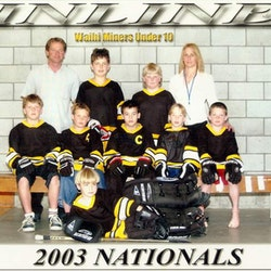 2003 Nationals U10