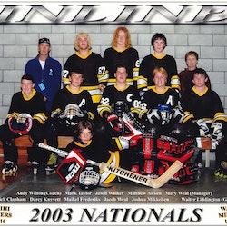 2003 Nationals U16