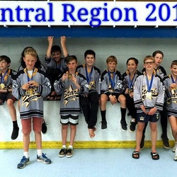 2016 U12 Central Region - Gold