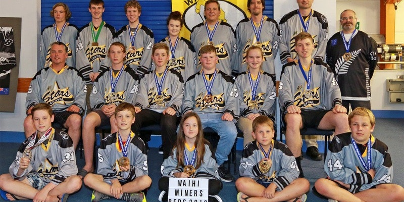Strong Season For Waihi Inline Hockey
