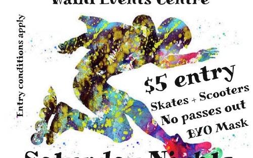 Public Skating Session - Saturday 9th October