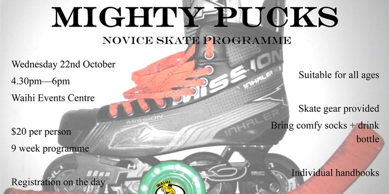 Mighty Pucks Learn To Skate 2014