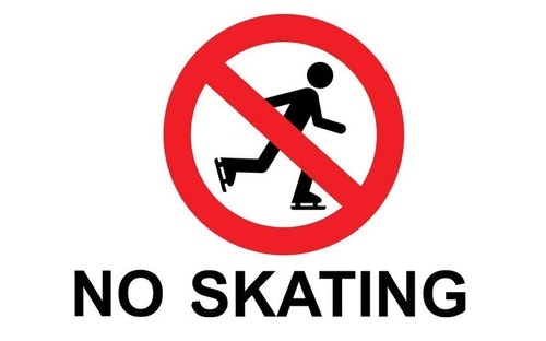NO Public Skating Session - Saturday 26th June, 2021