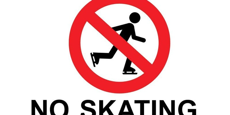 NO Public Skating Sessions - 10th, 17th July 2021
