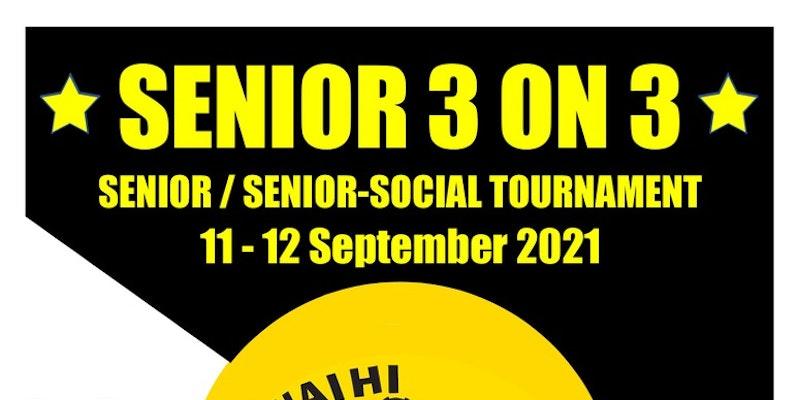 Waihi Miners 3 on 3 Senior/Social Tournament 2021