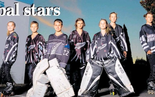 Global Stars - Waihi Leader 2 May 2019