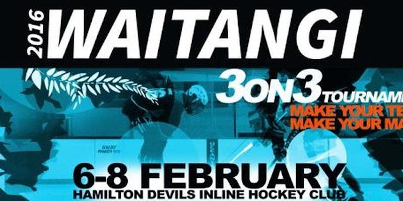 Waitangi 3 On 3 Tournament 2016
